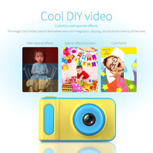 Load image into Gallery viewer, KidsCam™ Mini Digital Camera 2 Inch Cartoon Cute Toys for Kids + FREE 8 GB Micro SD Card - TUZZUT Qatar Online Store