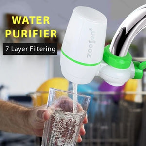 Water Purifier 7 Layer for Household HF-1102 - TUZZUT Qatar Online Store
