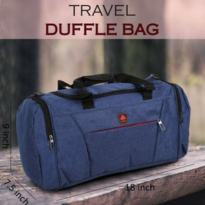 Oxford Multi Function Travel Duffle Bag - TUZZUT Qatar Online Store