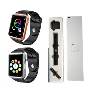 HS Genuine quality latest Bluetooth Smart Watch with Memory and Sim Card Slot - TUZZUT Qatar Online Store