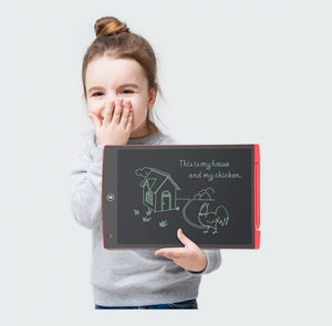 10 Inch LCD Writing Tablet Drawing Board Gifts For Kids Small Blackboard Paperless Office - TUZZUT Qatar Online Store