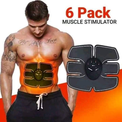EMS6 EMS Beauty Body Mobile-Gym Machine Muscle Stimulator for 6 Pack