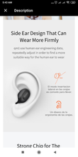 Load image into Gallery viewer, QCY Mini2 Single Wireless Bluetooth Headset in-Ear Earphones Earbuds w/Mic (Black) - TUZZUT Qatar Online Store