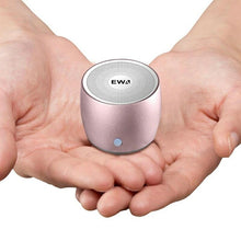 Load image into Gallery viewer, Super Quality EWA A103 Portable Wireless Bluetooth Small Metal Speaker For Mobile Phone/PC/Tablets