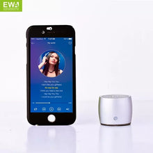 Load image into Gallery viewer, Super Quality EWA A103 Portable Wireless Bluetooth Small Metal Speaker For Mobile Phone/PC/Tablets - TUZZUT Qatar Online Store