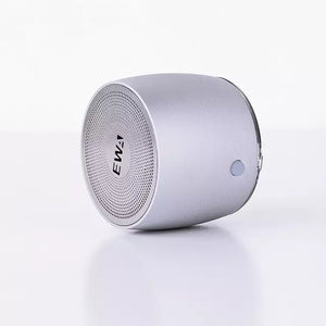 Super Quality EWA A103 Portable Wireless Bluetooth Small Metal Speaker For Mobile Phone/PC/Tablets - TUZZUT Qatar Online Store