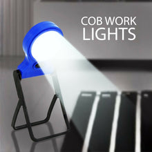 Load image into Gallery viewer, COB Work Lights - USB Rechargeable - TUZZUT Qatar Online Store