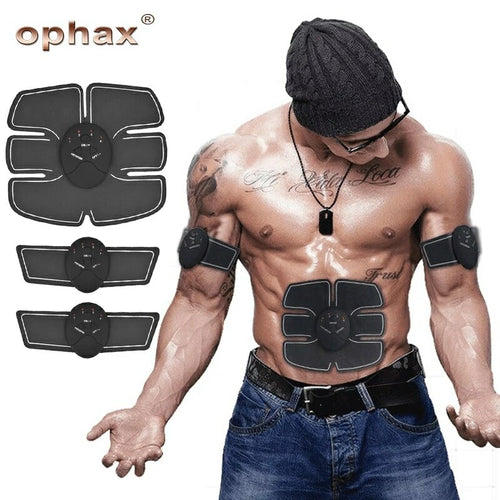 ABS Training Device (1 x Tummy pad, 2 x Arm pads) - TUZZUT Qatar Online Store