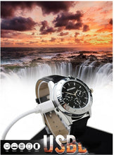 Load image into Gallery viewer, Zhuoheng Male Quartz Watch LED Electronic Lighters for Cigarette