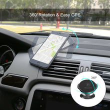 Load image into Gallery viewer, Baseus Magnetic Phone Holder for Car, 360 Degree Rotation Smartphone Stand on Car Dashboard for iPhone Samsung and Other Mobiles - TUZZUT Qatar Online Store