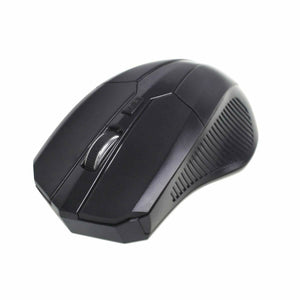 Jedel 2.4Ghz Wireless Keyboard and Optical Mouse WS880 - TUZZUT Qatar Online Store