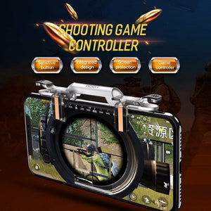 ROCK Shooting Game Controller For Mobile Phone - TUZZUT Qatar Online Store
