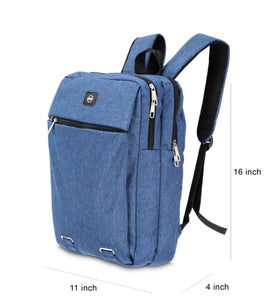 OKKO Casual Backpack with USB port - 16 Inch - TUZZUT Qatar Online Store