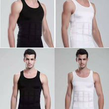 Load image into Gallery viewer, Slim N Lift Slimming Shirt For Men - TUZZUT Qatar Online Store