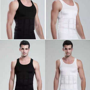 Slim N Lift Slimming Shirt For Men - TUZZUT Qatar Online Store