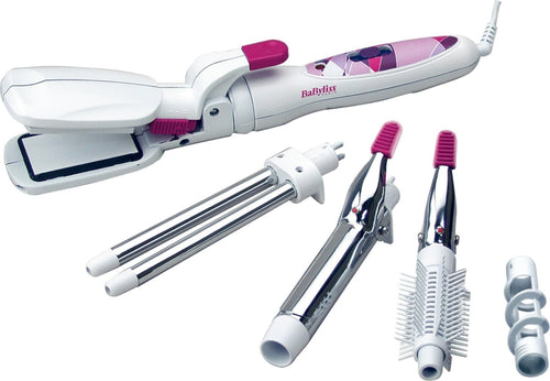 Babyliss 2021CE Multi Hair Styler 10 in 1 Sets - TUZZUT Qatar Online Store
