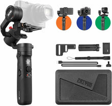 Load image into Gallery viewer, Zhiyun Crane-M2 Handheld 3-Axis Gimbal Stabilizer