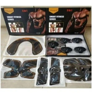5 In 1 Smart Fitness Series Stimulator Complete System - MA-856 - TUZZUT Qatar Online Store