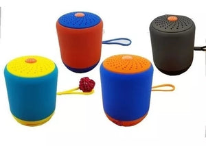 OTK -113 Wireless Bluetooth Speaker with FM for Android & iOS Devices - Assorted Colours - TUZZUT Qatar Online Store