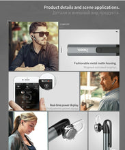 Load image into Gallery viewer, HOCO E21 Bluetooth Mono Earphone HiFi Noise Reduction Headphone