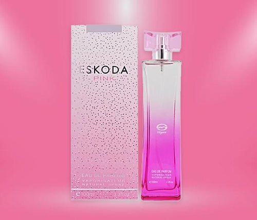 Eskoda Pink Eau de Parfum Spray for Women - 100ML - TUZZUT Qatar Online Store