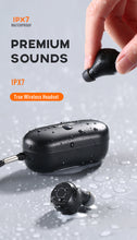 Load image into Gallery viewer, JOYROOM JR-TL1 Bluetooth 5.0 TWS Wireless Earbuds, iPX7 Waterproof with Charging Case - TUZZUT Qatar Online Store