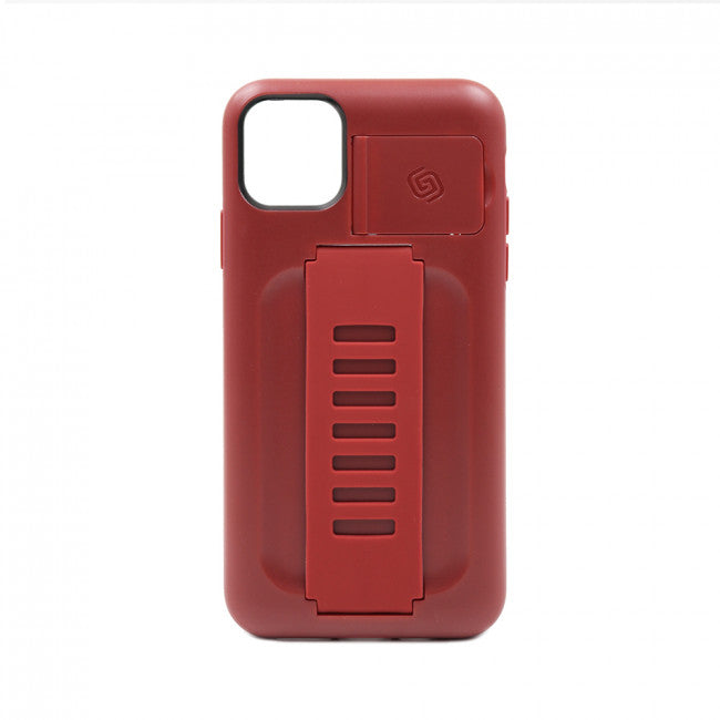 Grip2ü Boost Red Phone Grip Case Cover (iPhone 11 Pro/iPhone 11 Pro Max) - TUZZUT Qatar Online Store