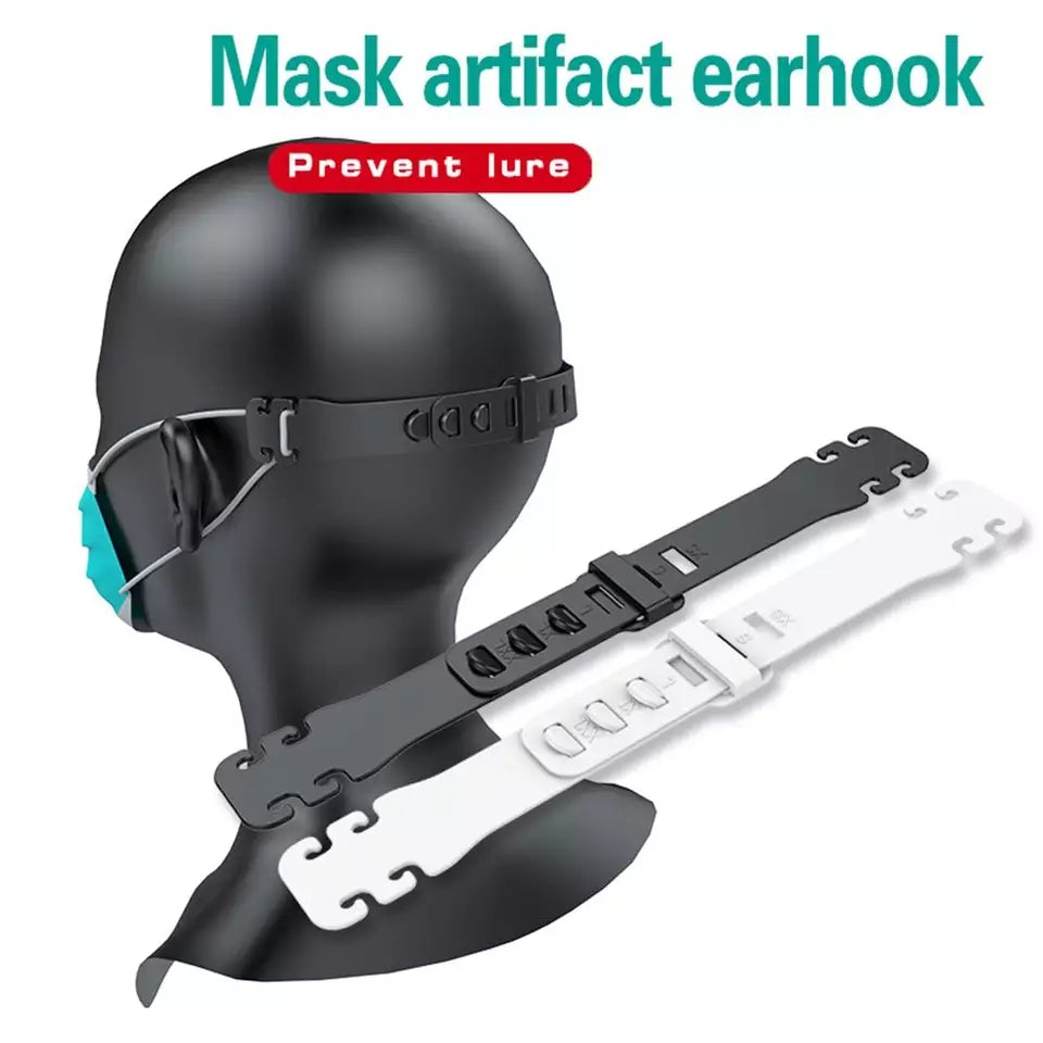5 Pcs Adjustable Anti-slip Masks Earhook Mask Ear Grips Extension - TUZZUT Qatar Online Store