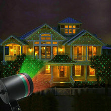 Load image into Gallery viewer, Star Shower Motion Laser Lights Projector Indoor and Outdoor - TUZZUT Qatar Online Store