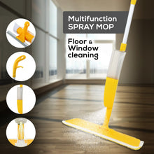 Load image into Gallery viewer, Classy Touch Spray Mop & Window Cleaner