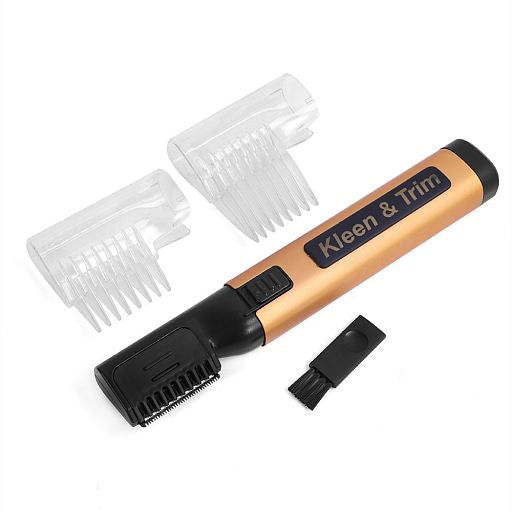 Kleen & Trim Battery Operated Easy To Use Cordless Hair Trimmer - TUZZUT Qatar Online Store