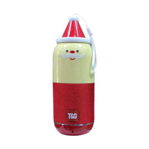 TG520 Portable BT Speaker - Santa Christmas Edition (Bluetooth/ Portable/Rechargeable)