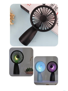 DianDi USB Charging Portable Mini Fan - SQ2020 Assorted colours