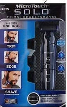 Load image into Gallery viewer, Micro Touch Solo Hyper-Advanced Smart Razor Shaver and Trimmer