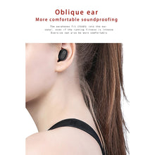 Load image into Gallery viewer, Modio ME10 Bluetooth 5.0 TWS Headphones Bluetooth Wireless Headset Sweatproof Mini Wireless Bluetooth Earbuds - TUZZUT Qatar Online Store