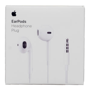 Apple EarPods with 3.5 mm Headphone Plug - TUZZUT Qatar Online Store