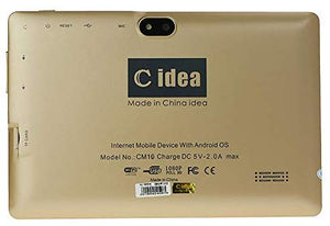 C IDEA CM10 7 INCH TABLET (ANDROID 6.1, 8GB, WI-FI, QUAD CORE, DUAL CAMERA) - TUZZUT Qatar Online Store