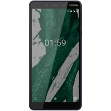 Load image into Gallery viewer, Nokia 1 Plus, 1GB Ram, 8GB Memory, 4G LTE Dual Sim With 1 Year Warranty, Blue (with Free Gifts)