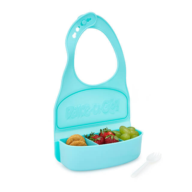 Snack & Go Travel Bib - Meal box for Children - TUZZUT Qatar Online Store