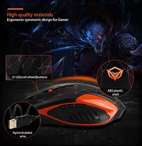 Meetion c500 4 in 1 Gaming Set for PC and Laptop