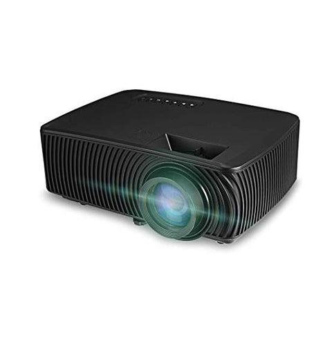 BSNL A99 Wifi Projector HD Support ,Easy Setup , Remote Control , Stereo Speaker - TUZZUT Qatar Online Store