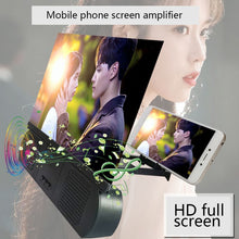 Load image into Gallery viewer, F9 Universal Mobile Screen Magnifier with Built in Bluetooth Speaker - TUZZUT Qatar Online Store