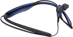 Samsung Level U Bluetooth Stereo Headset Flexible Joint With Neckband- Blue - TUZZUT Qatar Online Store