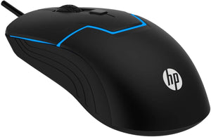 HP M100 USB Optical Gaming Mouse - TUZZUT Qatar Online Store