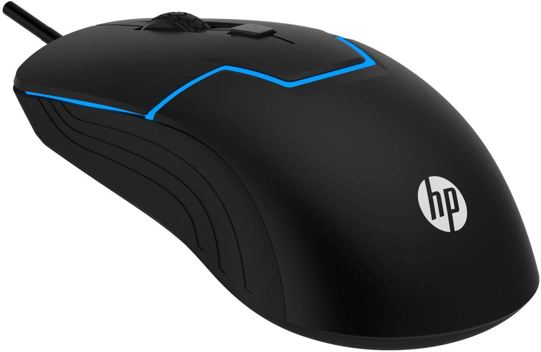HP M100 USB Optical Gaming Mouse