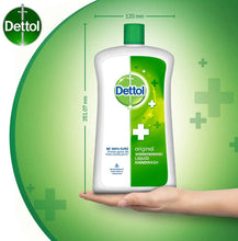 Load image into Gallery viewer, Dettol Original Liquid Hand Wash - 900 Ml - TUZZUT Qatar Online Store
