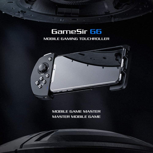GameSir G6 Mobile Gamepad Trigger Controller Wireless Bluetooth 5.0 Gamepad 3D Joystick FPS for iOS iPhone - TUZZUT Qatar Online Store