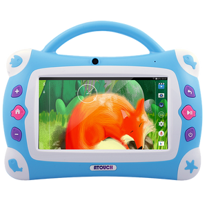 ATOUCH K93, Karaoke Video Learning Tablet, 7 inch, Android 6.1. 16GB, 1GB, Wi-Fi, Quad Core, Front Camera - TUZZUT Qatar Online Store