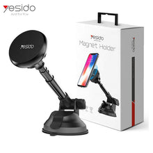 Load image into Gallery viewer, Yesido C41 Phone Car Mount Universal 360 Degree Magnetic Car Mobile Phone Holder - TUZZUT Qatar Online Store