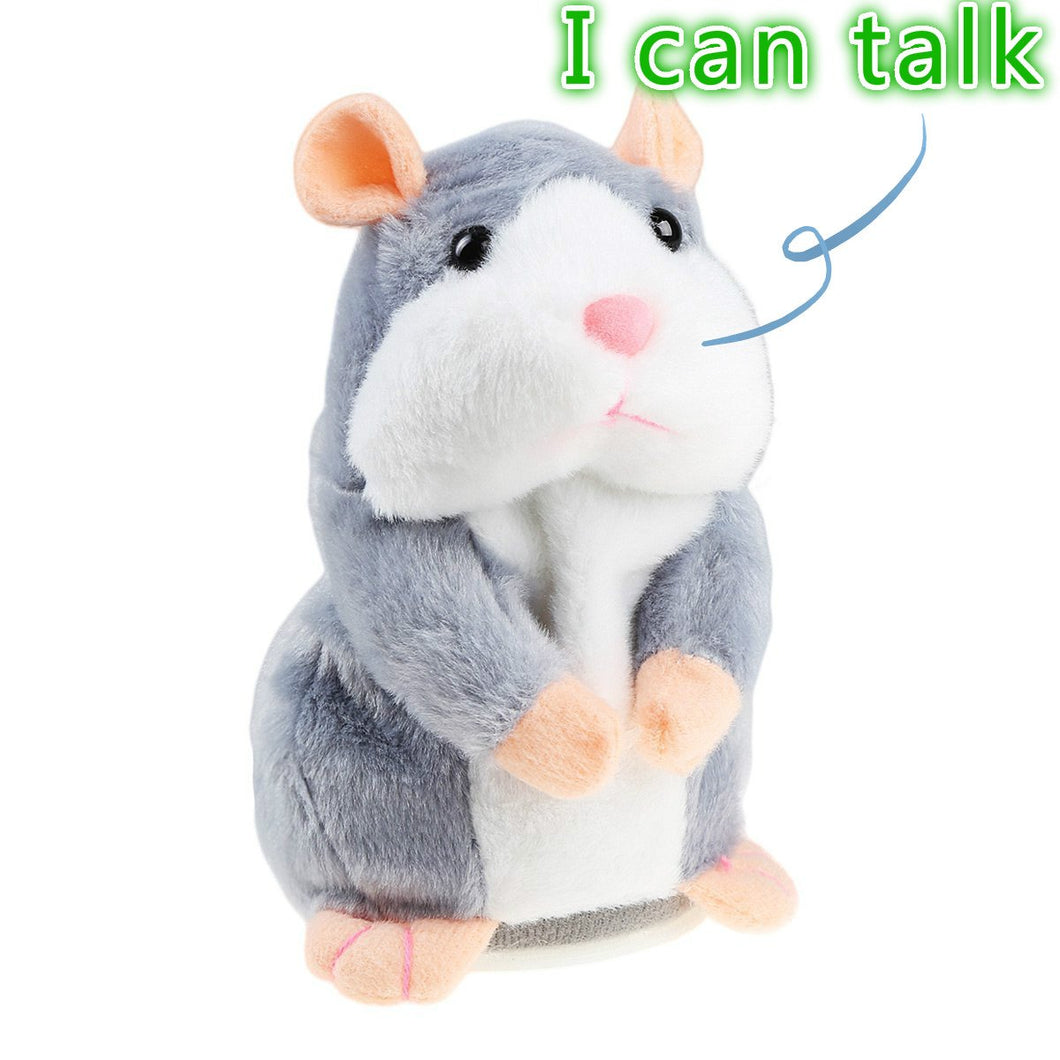 Talking Hamster Toy for Kids - TUZZUT Qatar Online Store